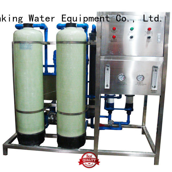 treatment mineral water filter machine price normal for industry J&D WATER