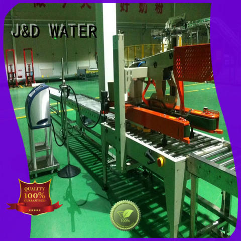 J&D WATER quick heavy duty conveyor rollers stability for food