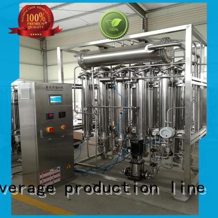 high heating efficiency distilled water machine effortlesslyfor hospital