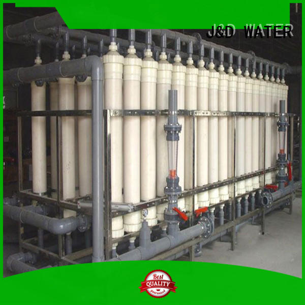 J&D WATER reverse mineral water making machine softener for industry