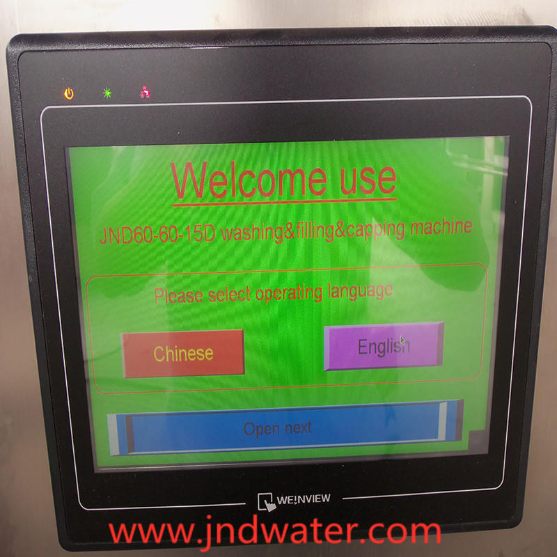 JD WATER-Water Bottling Equipment | Jnd Series Carbonated Washing Filling Capping