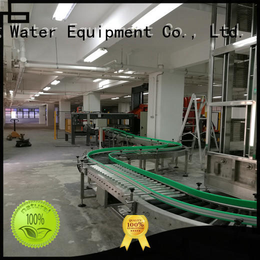 J&D WATER conveniently roller conveyor system steel for drinking