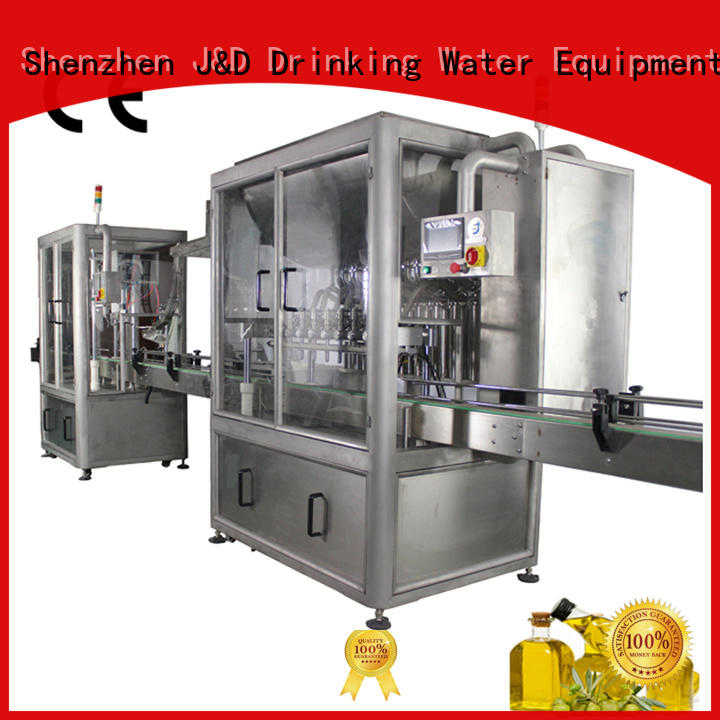 easy operation bottling machine convenient for mineral water