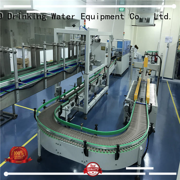 J&D WATER convenient automatic cartoning machine reduce cost for chemistry