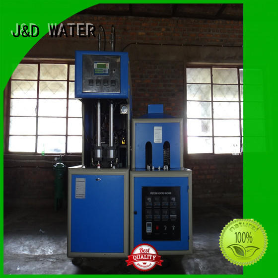high quality blow molding machine manufacturers safely for mineral water bottles