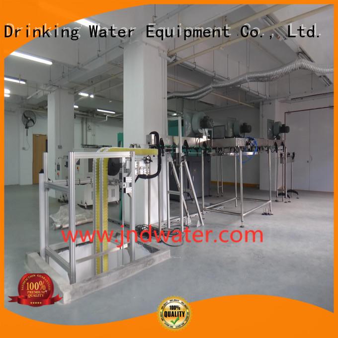 машины воздушные конвейерные системы воздушные напитки марки J & D WATER