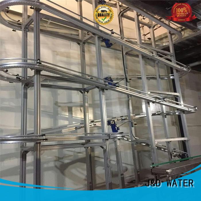 Customized slat conveyor manufacturer for drinking water