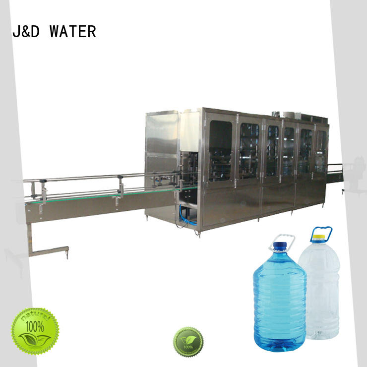 J&D WATER energy saving blow molding machines Blowing for plastic bottle