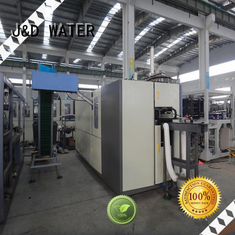 high quality pet bottle blowing machine standard for container