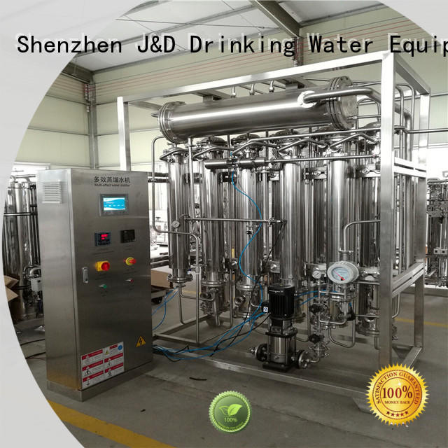 J&D WATER distiller water distillation system safely for electronic