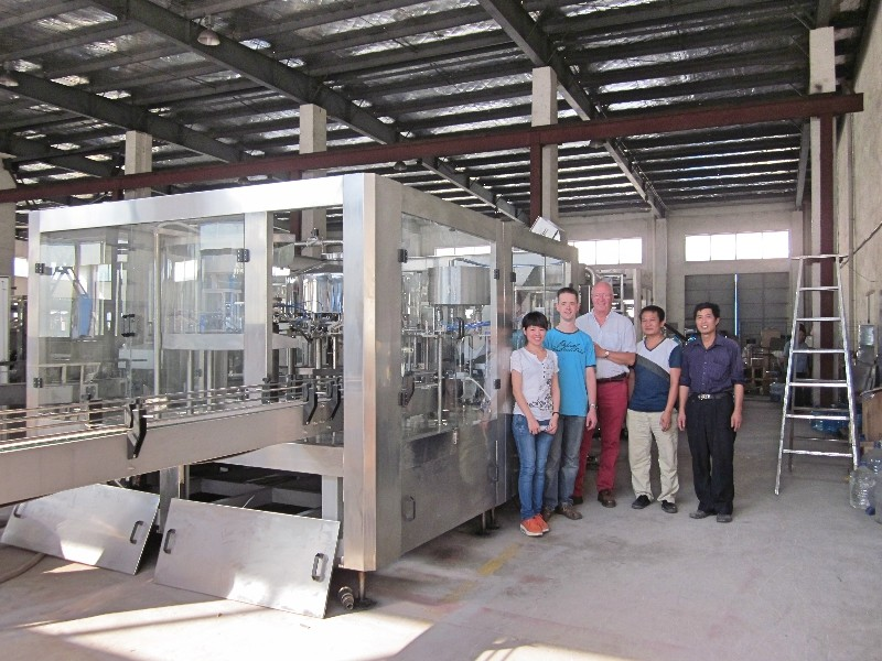 JD WATER-Shenzhen Jd Drinking Water Installed And Commissioned Beverage