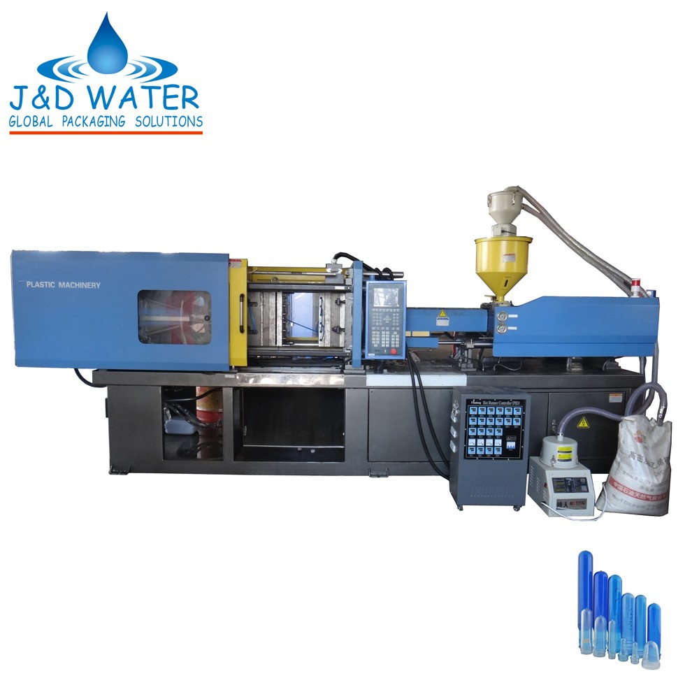 JD WATER-Best Plastic Injection Machine For Bottle Cap Manufacture
