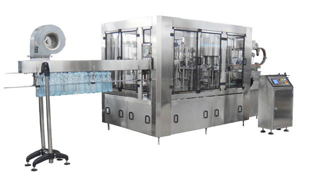 JD WATER-bottle capping machine ,small bottle filling machine | JD WATER-1