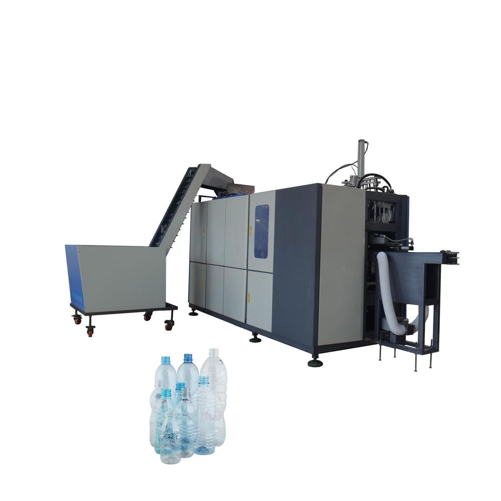 Автоматическая выдувная машина для пэт-бутылок-J & D WATER