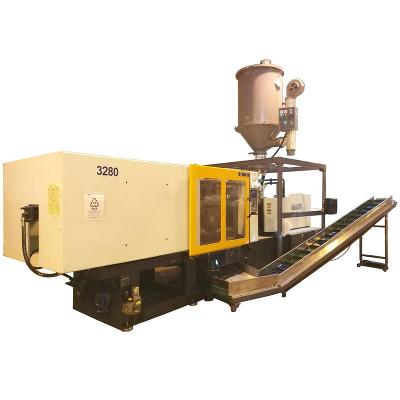 Модель JND2280 нагреватель мощностью 16,5 кВт автоматическая литьевая машина