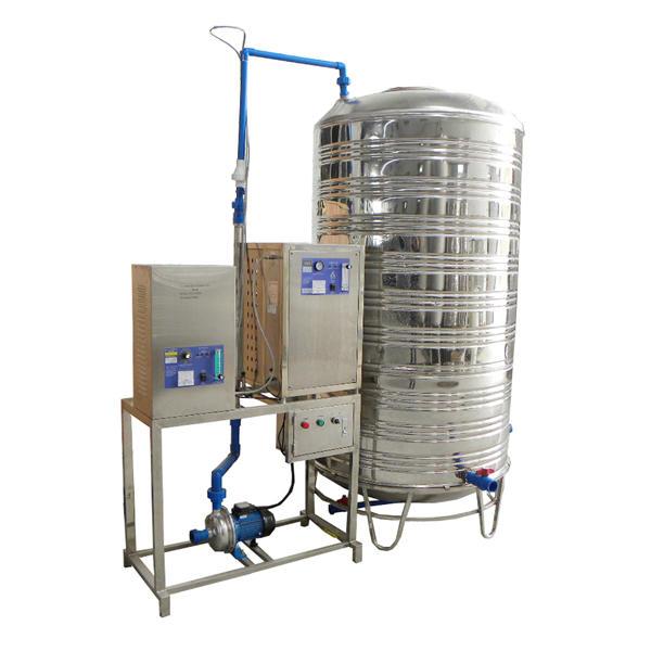 distilled water machine price water ozone J&D WATER Brand distilled water machine