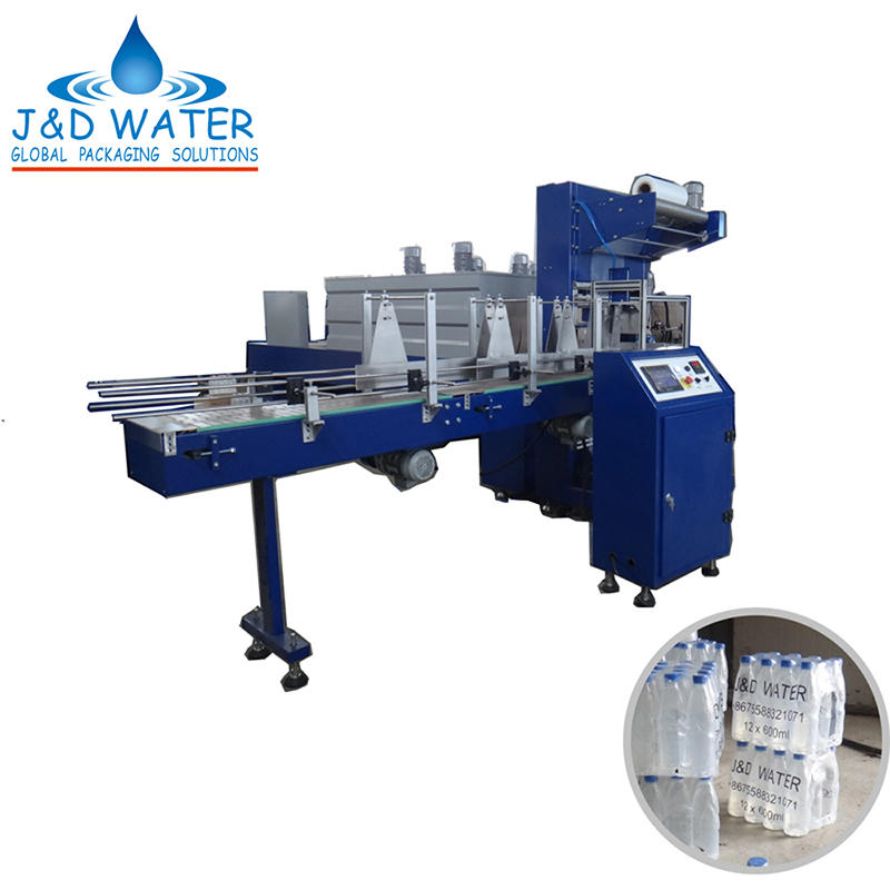 Semi-auto Shrink Packing Machine