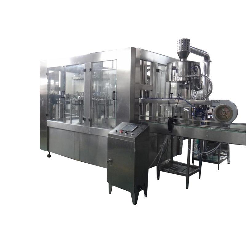 Автоматическая укупорочная машина для мытья напитков в бутылочках объемом 1500-8000 бут / ч