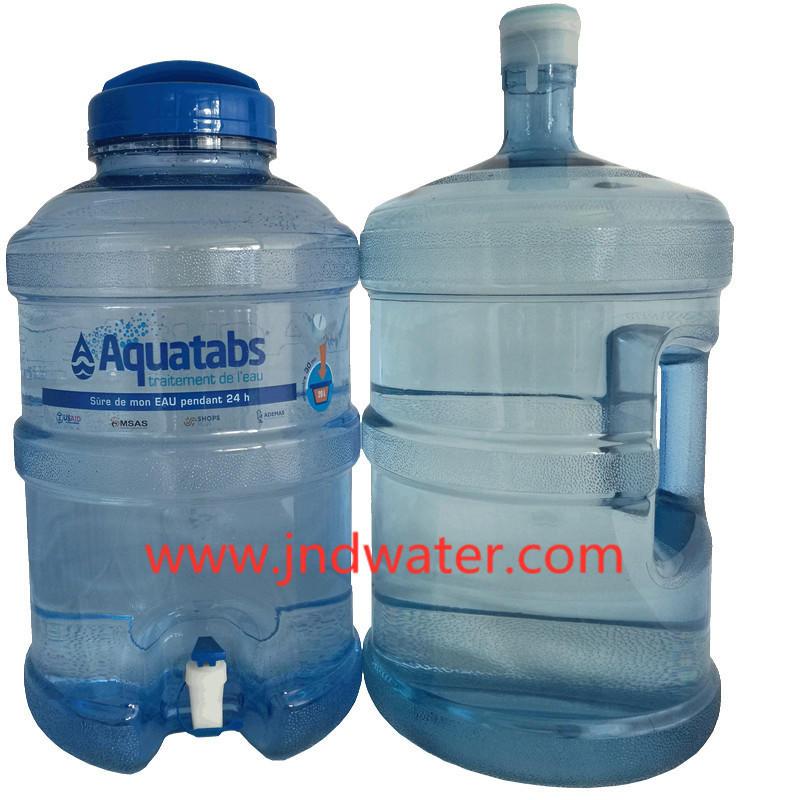 gallon bottling bottling equipment bottle J&D WATER Brand