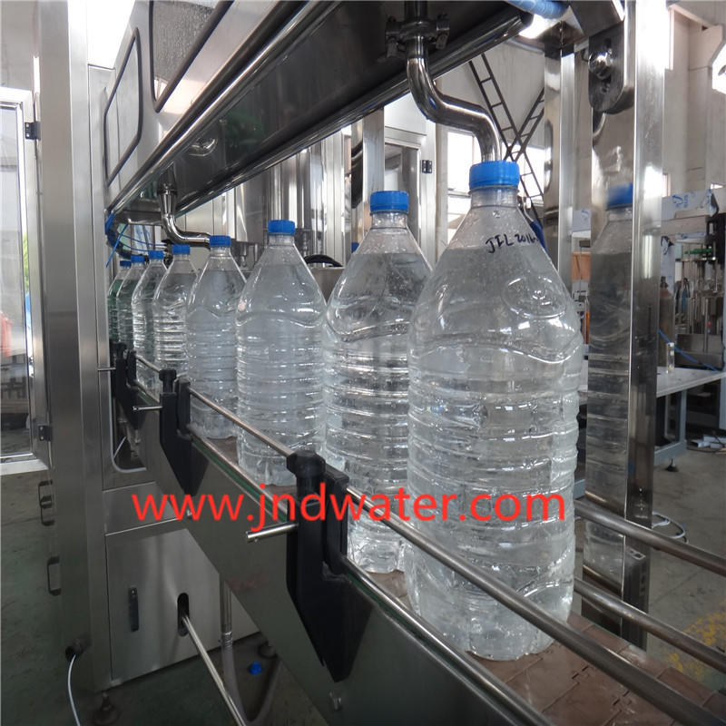 wine bottle filler machine washing filling machine J&D WATER Brand company