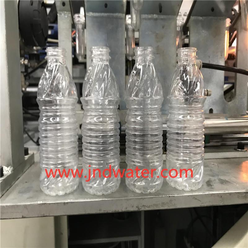 Стандартное автоматическое оборудование для выбувания 0,1-2 литра ПЕТ бутылки