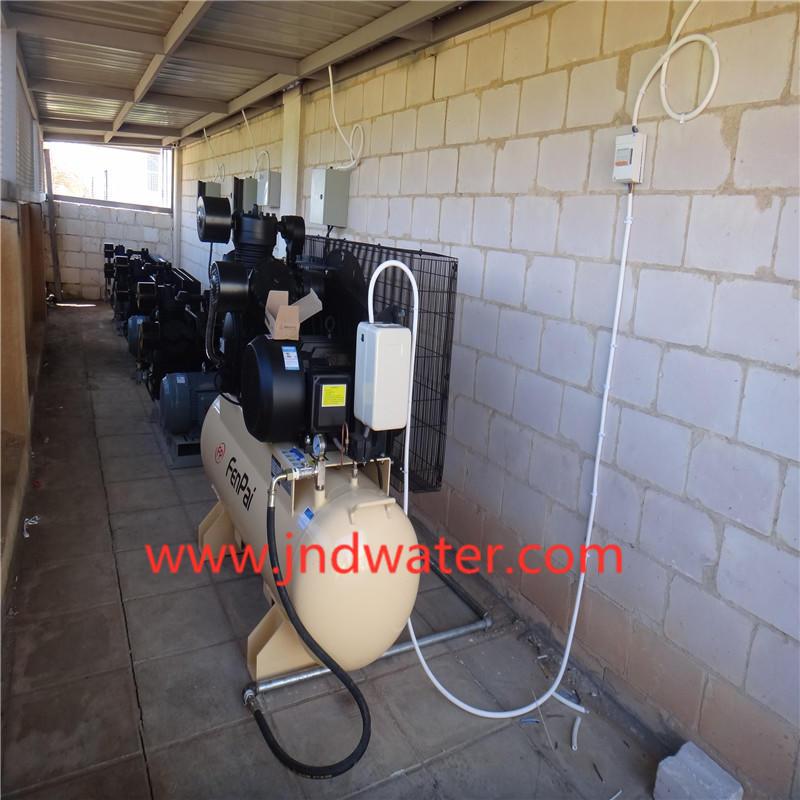 JNDWATER Экономичная автоматическая машина для выдува пластиковых бутылок