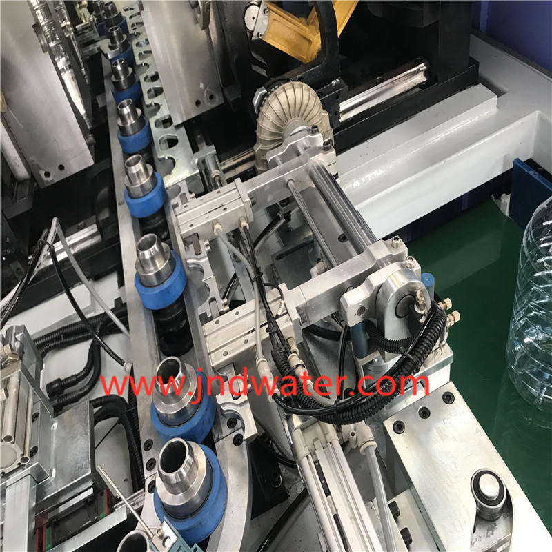 Wholesale blowing semi automatic pet blowing machine price pet J&D WATER Brand