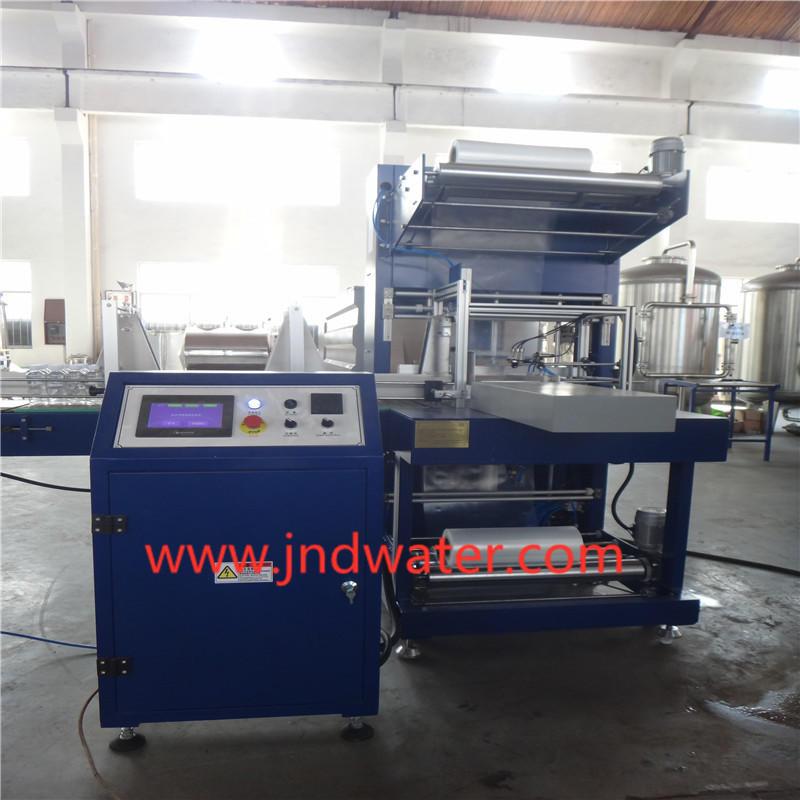 JNDWATER Автоматическая упаковочная и упаковочная машина JND-150A