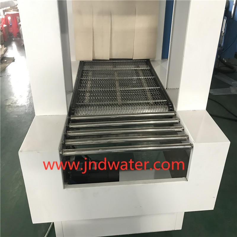 JND-250B Полуавтоматическая упаковочная машина в термоусадочную пленку