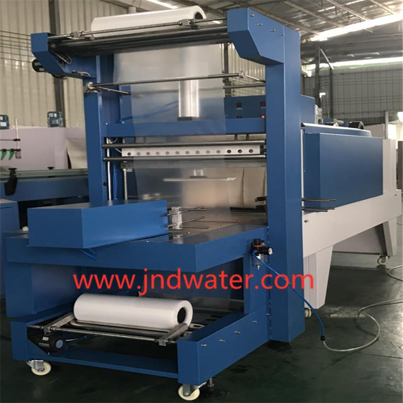 JND-250B Máquina de envasado semiautomática de plástico retráctil