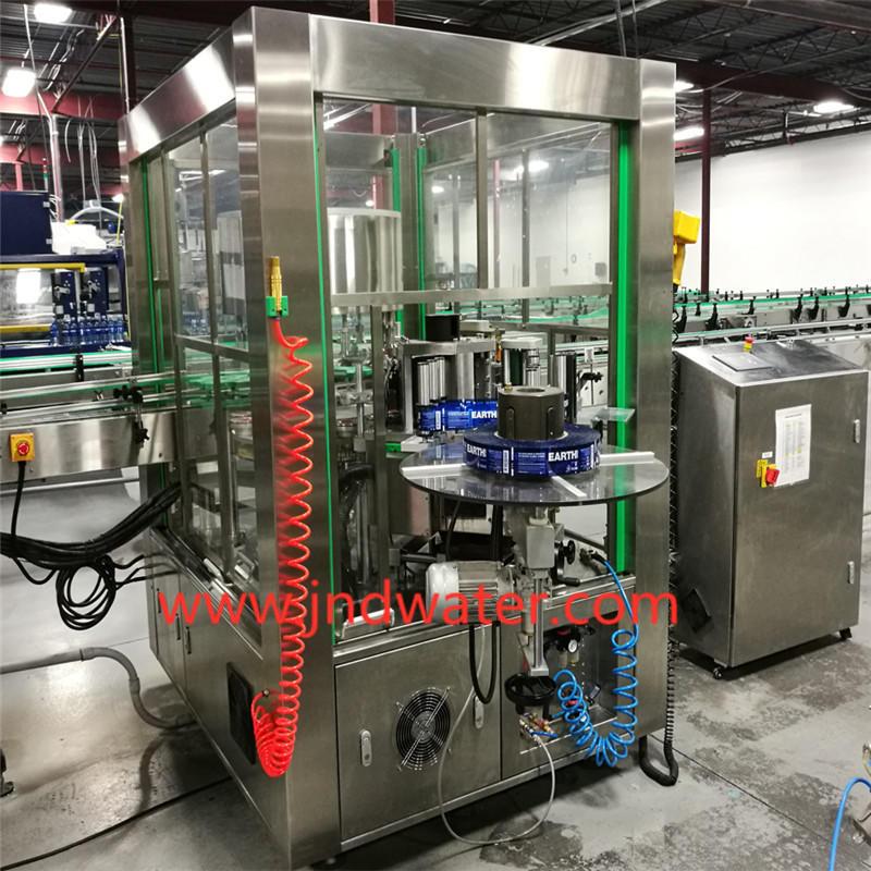 OPP Máquina de etiquetado de botellas