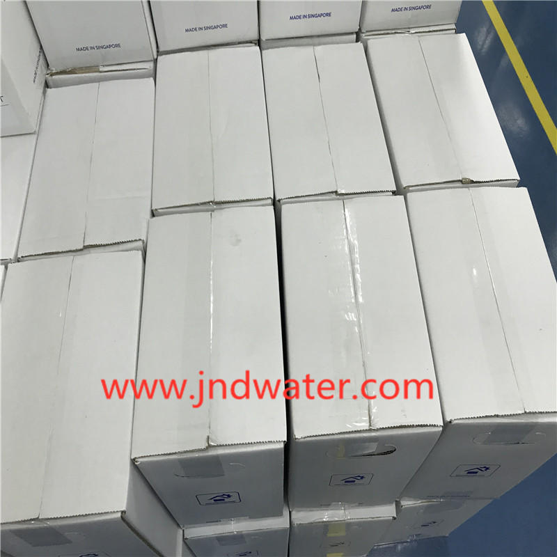 Custom machine wraparound cartoning machine J&D WATER carton