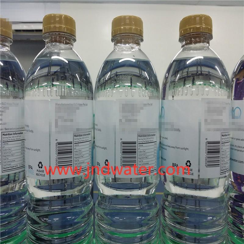 operate easy OEM bottle capping machine J&D WATER
