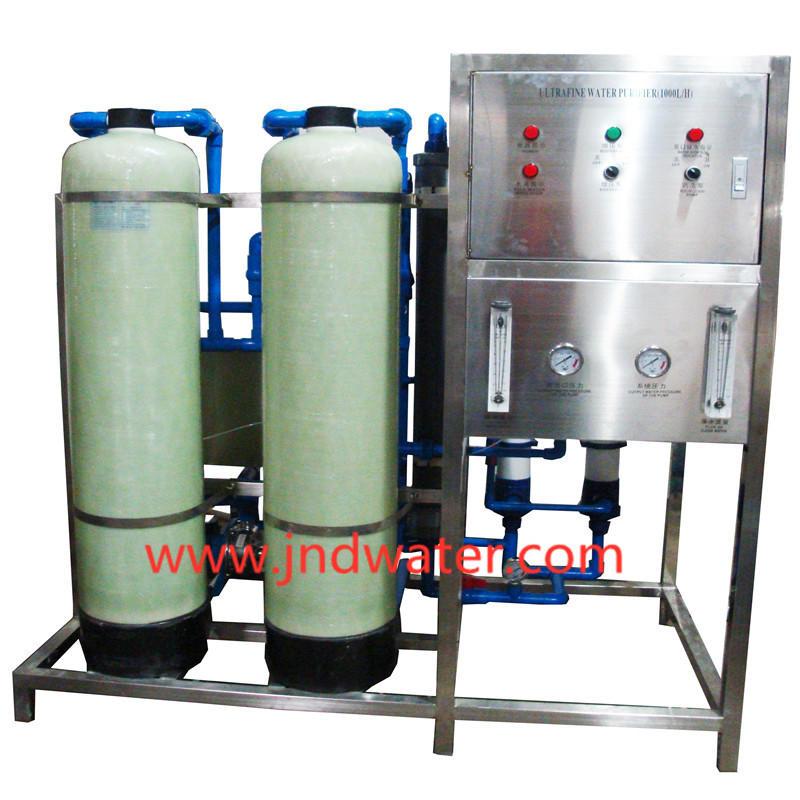 JNDWATER Экономичный тип Очиститель минеральной воды Машинное оборудование