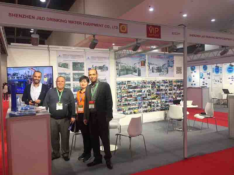 JD WATER-News About The China uae Trade Fair 2018