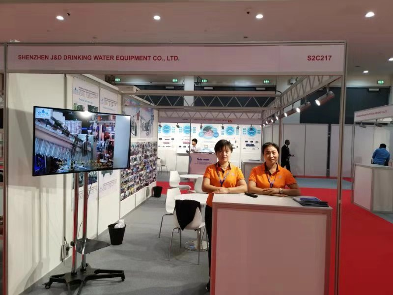 JD WATER-News About The China uae Trade Fair 2018-1
