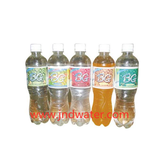 Máquina automática de etiquetado de botellas de cola fría