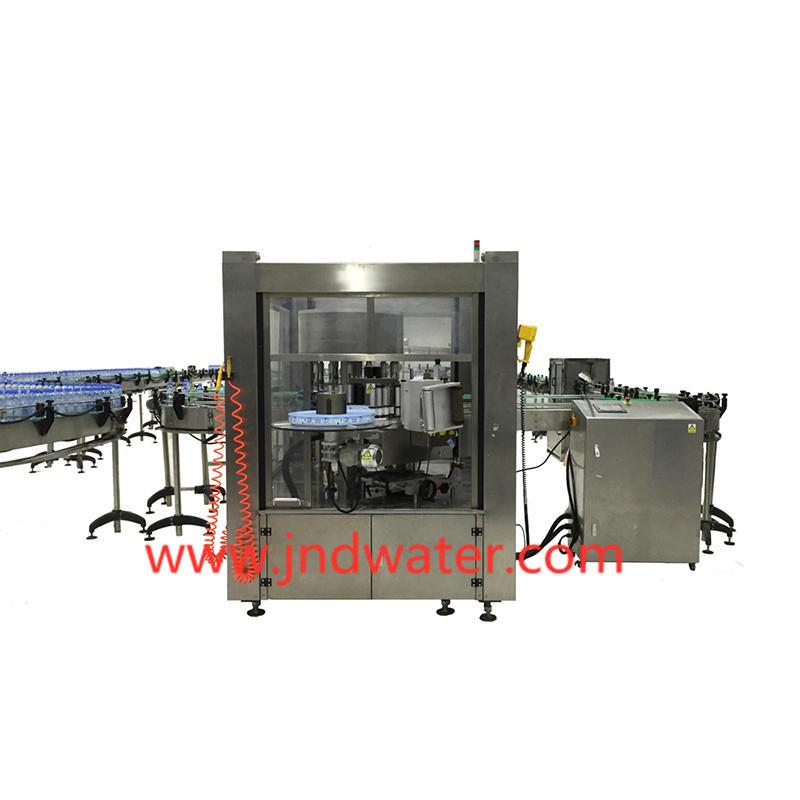 Автоматическая этикетировочная машина OPP