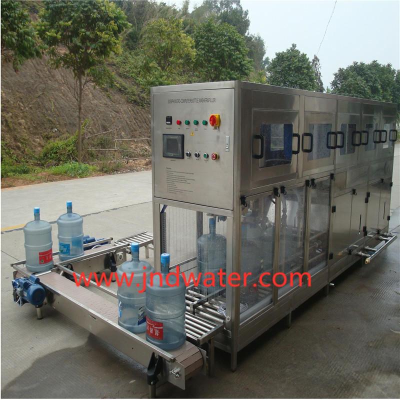 JNDWATER 5-галлонная автоматическая разливочная машина