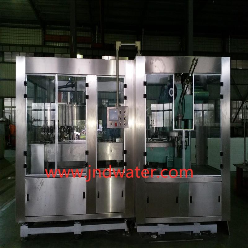1000-2000 CAN / H puede máquina de llenado