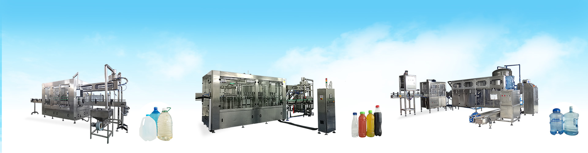 High-quality Water Line, Automatic Filling Machine | J&d -J&D WATER