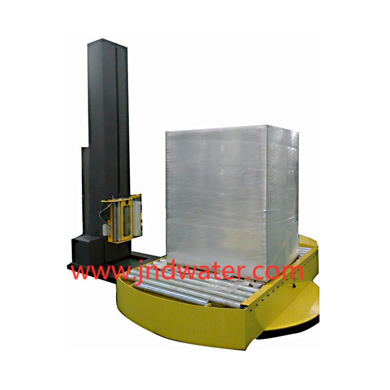 Упаковочная машина для предварительного натяжения поддонов