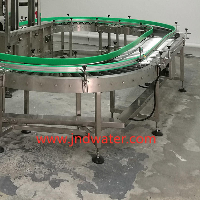 Роликовый конвейер-J & D WATER
