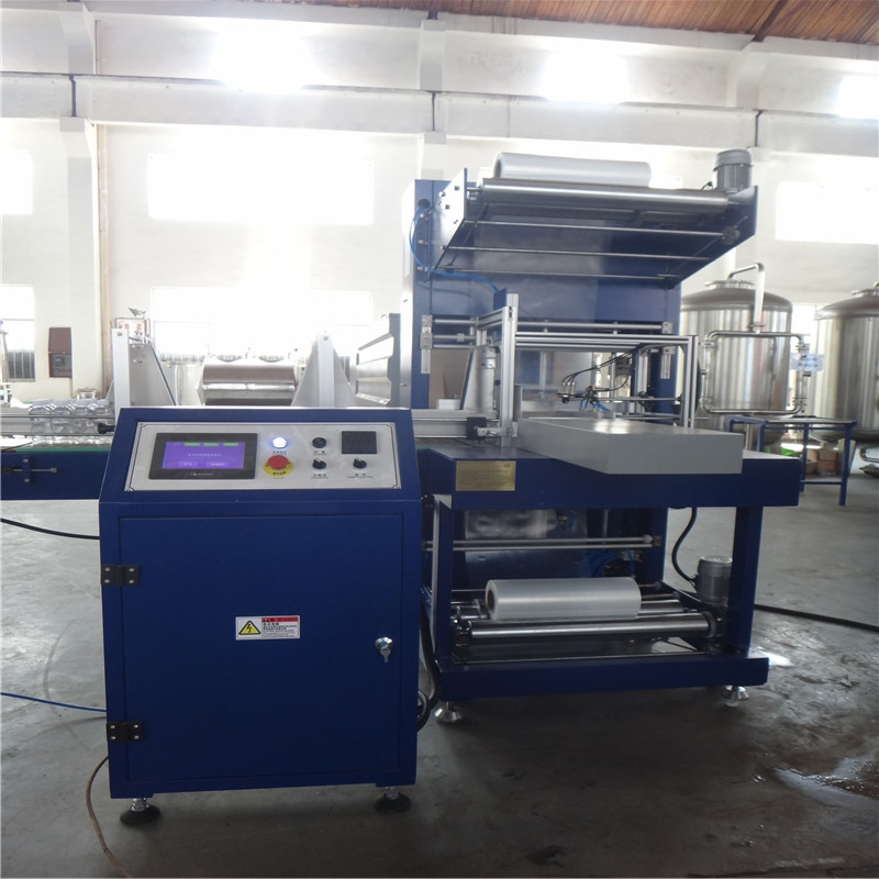 JD WATER-plastic wrapping machine | Shrinkable Film Wrap Packing Machine | JD WATER