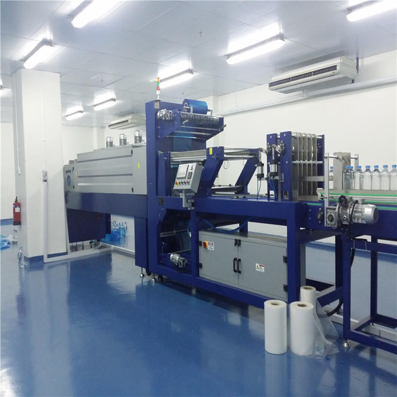 JNDWATER JND-200A Auto Rétractable Film Wrap Emballage Machine