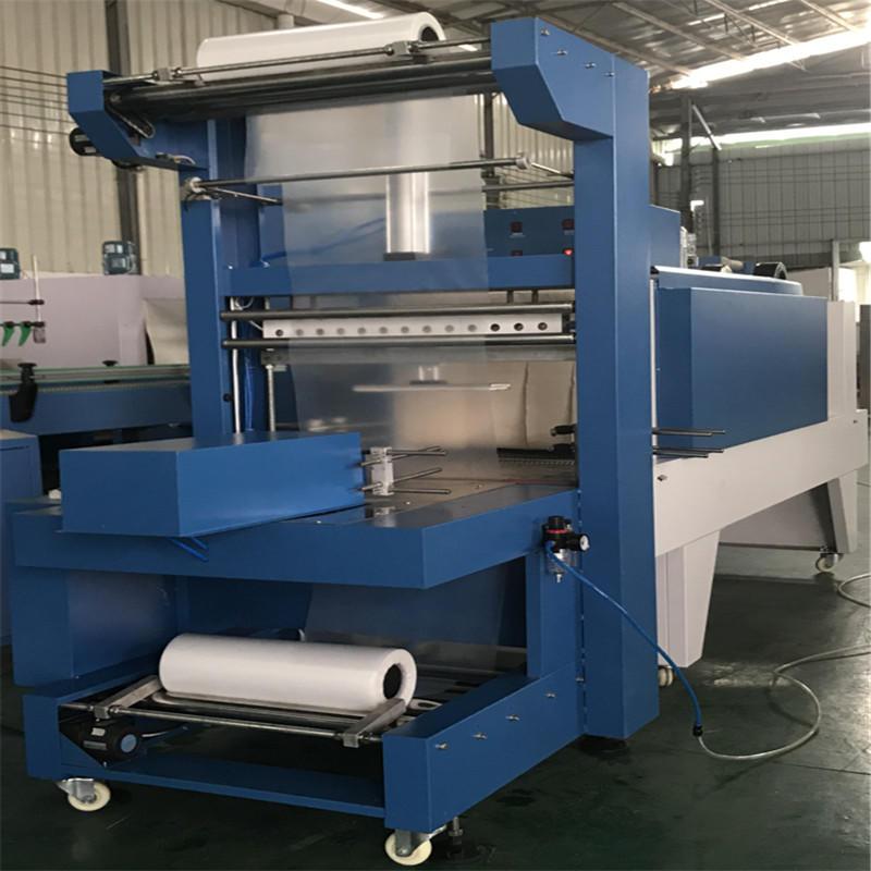 JNDWATER JND-250B полуавтоматическая термоусадочная упаковочная машина