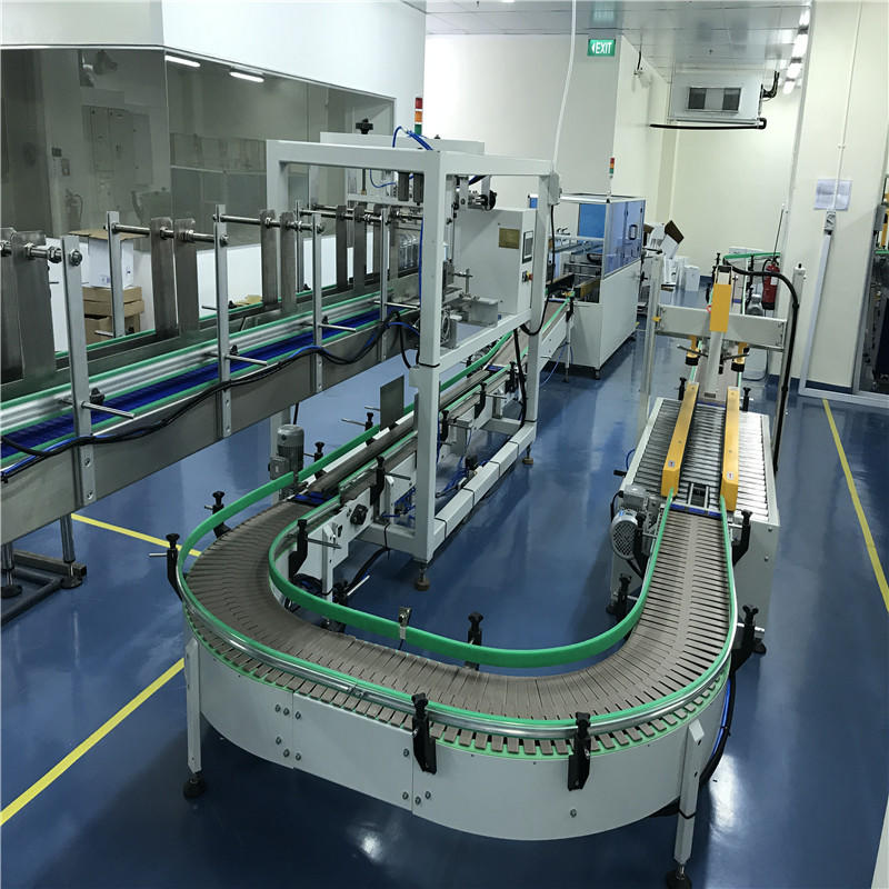 JNDWATER JND-15A Automatique Carton Montage/Karting/D'étanchéité Machine