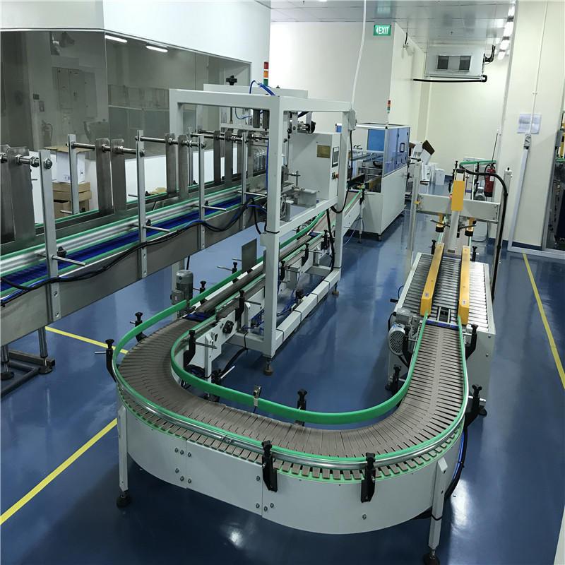 JNDWATER JND-15A Автоматическая картонная установка/машина для упаковки/запечатывания