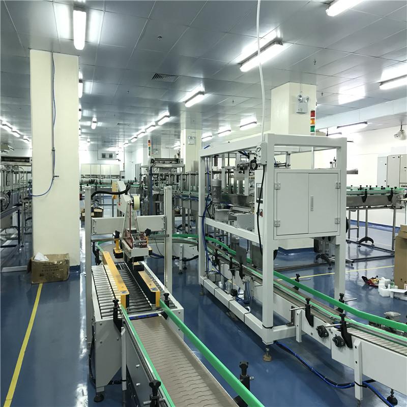 JD WATER-JNDWATER JND-15A Automatic Carton ErectingCartingSealing Machine-2