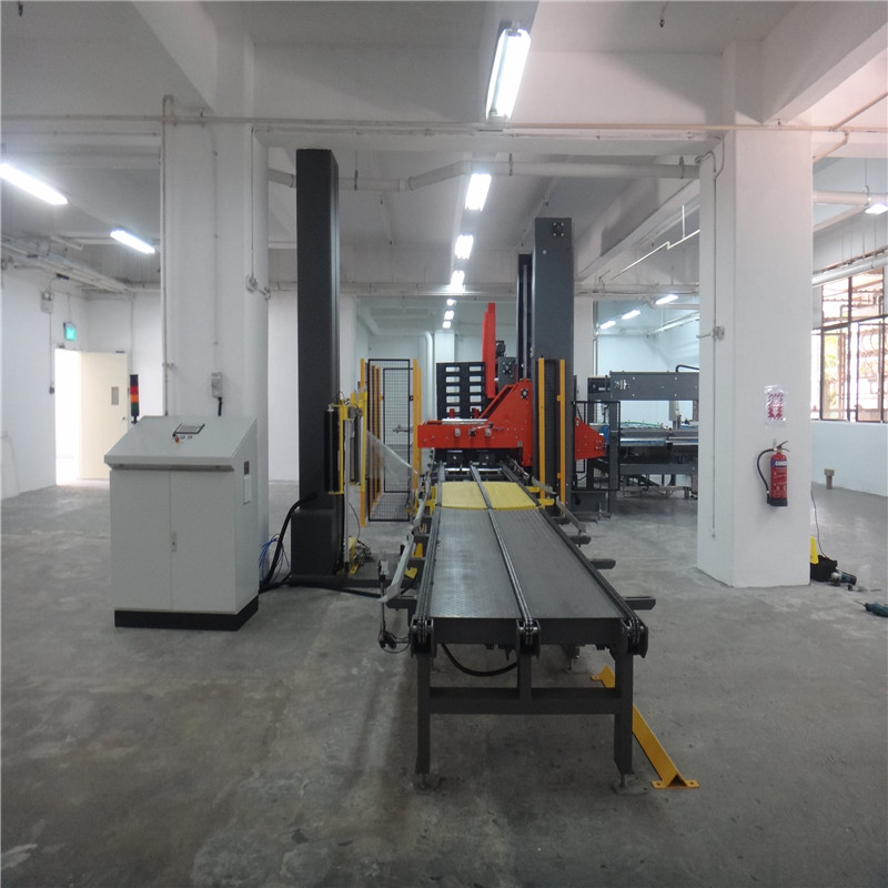 JD WATER-Best Pallet Wrapping Machine Jndwater Automatic Pallet Stretch Wrapping-1